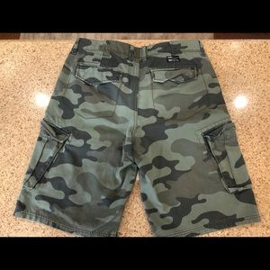 Men's Cargo Shorts (Oakley) Camouflaged